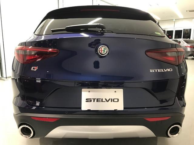 「アルファロメオ」「アルファロメオ ステルヴィオ」「SUV・クロカン」「静岡県」の中古車6