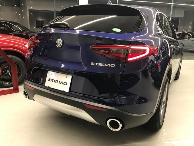 「アルファロメオ」「アルファロメオ ステルヴィオ」「SUV・クロカン」「静岡県」の中古車8