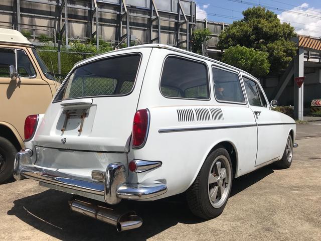 「フォルクスワーゲン」「タイプIII」「ステーションワゴン」「静岡県」の中古車5