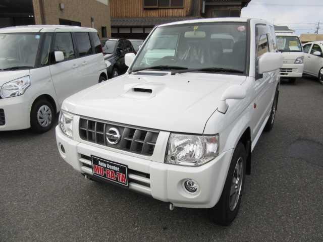 日産 RX ターボ 4WD CDデッキ シートヒーター キーレス