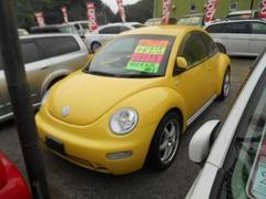 VW ニュービートルTurbo