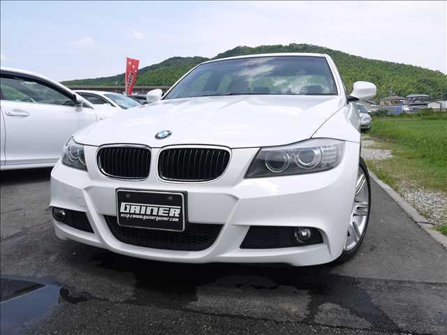 BMW 320i M Sport RHD 後期型 Goo鑑定車