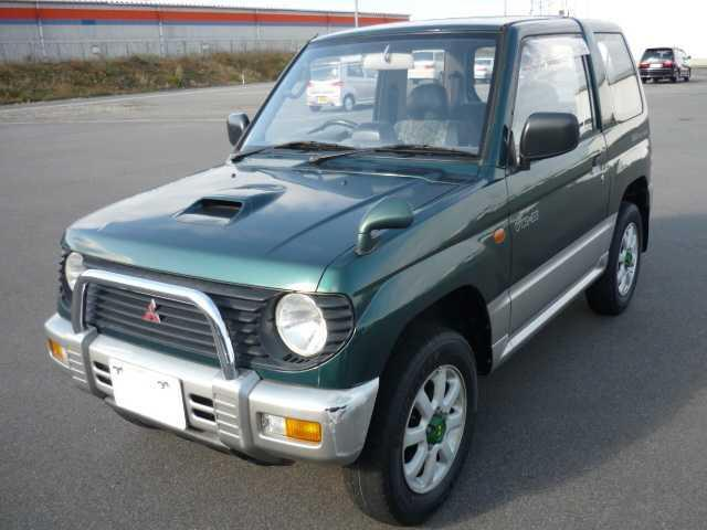 三菱 VR-IIターボ 4WD