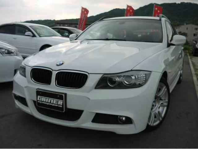 BMW 320i M Sport RHD ETC HDDナビ