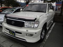 ランドクルーザー100VXリミテッド アクティブバケーション 4WD TV・ナビ