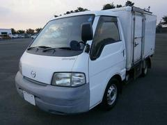 ボンゴトラック冷蔵冷凍車