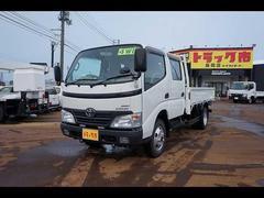 ダイナトラック2t 4WD FJL 標準ロング Wキャブ