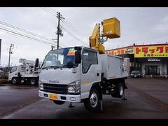 エルフトラック0.4t 4WD FFL 標準 8m 高所作業車