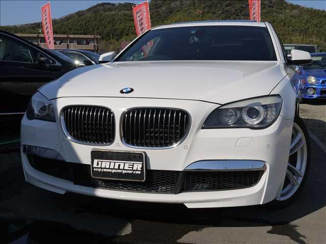 BMW 740i Mスポーツ 右ハンドル Goo鑑定車 禁煙 HID