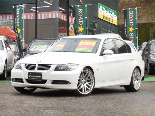 BMW 323i 内外装クリーニング済み コーティング施工 保証付