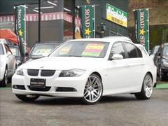 BMW323i 内外装クリーニング済み コーティング施工 保証付