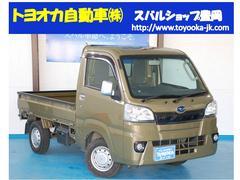 サンバートラックTC カラーパック 4WD ワンオーナー キーレス CD