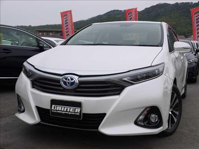 トヨタ G 後期型 Goo鑑定車 HDDナビ バックモニター 禁煙車