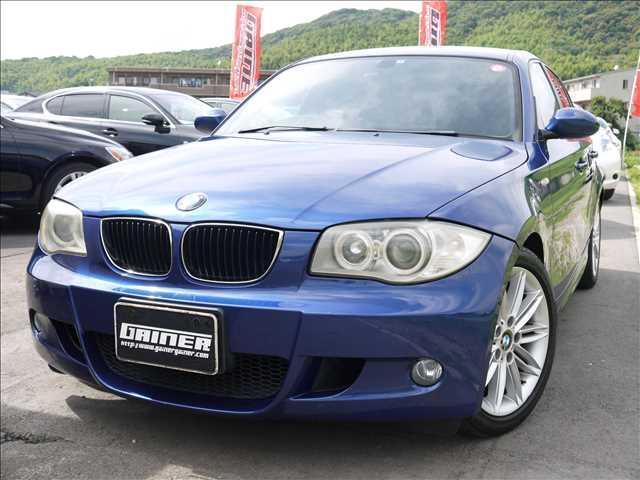 BMW 116i MSport パッケージ 禁煙車 右ハンドル