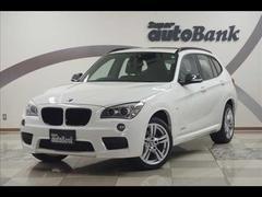 BMW X1xDrive20i Mスポーツ プッシュスタート