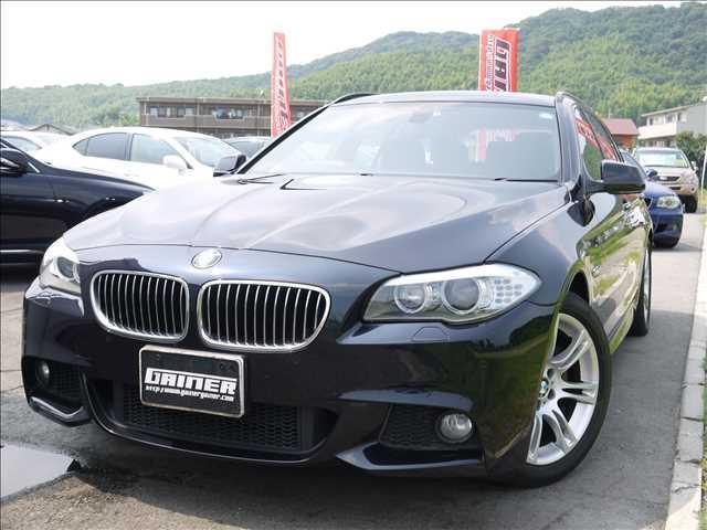 BMW 523iツーリング M Sport 右ハンドル グー鑑定