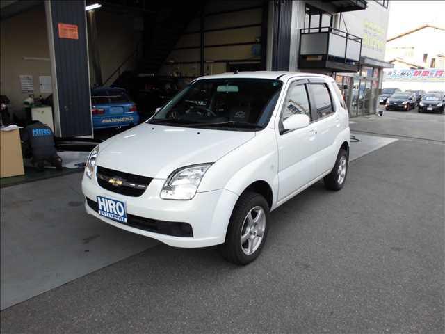 シボレー LS 4WD