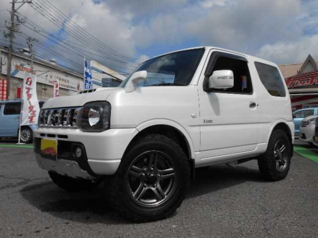 スズキ X-Adventure 4WD 禁煙車 ETC ターボ