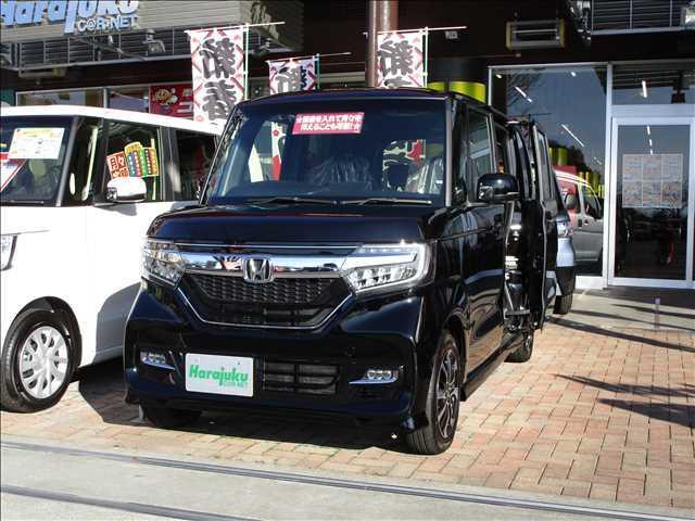 ホンダ カスタムG・EX LEDライト スーパースライドシート