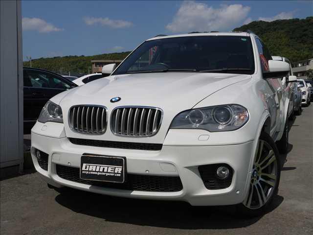 BMW xDrive35i M Sport RHD