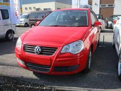 VW ポロ5ドア 1.4 コンフォートライン 社外ナビ ETC