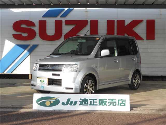 三菱 R インタークーラー付ターボHIDナビTV ETC社外アルミ