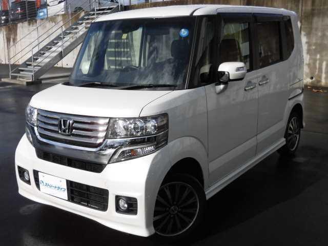 ホンダ Custom ターボSSパッケージ 4WD