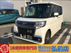 """タントカスタムX トップエディション""""SA3 4WD"""