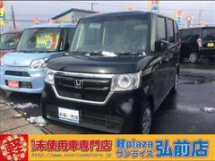 N BOXG L ホンダセンシング付 4WD ナビ付 登録済未使用車