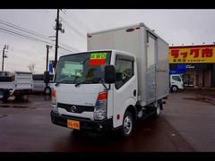 アトラストラック1.2t 4WD FSL Wタイヤ アルミバン