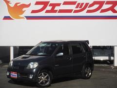 Keiワークスベースグレード 4WD ターボ 5MT 純正レカロシート