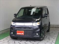 ワゴンRスティングレーT ターボ・ナビ・ETC・フルセグTV