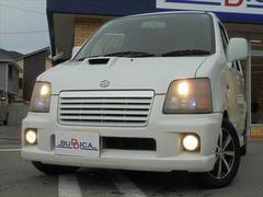 ワゴンRRR ICターボ 社外アルミ CDオーディオ ABS