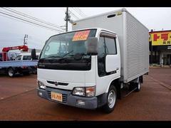 アトラストラック1.5t SL Wタイヤ ガソリン アルミバン