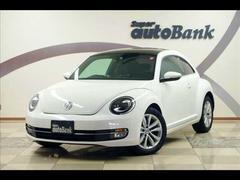 VW ザ・ビートルデザインレザーパッケージ サンルーフ