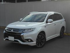 アウトランダーPHEVG セーフティパッケージ 4WD SR レザー GOO鑑定済