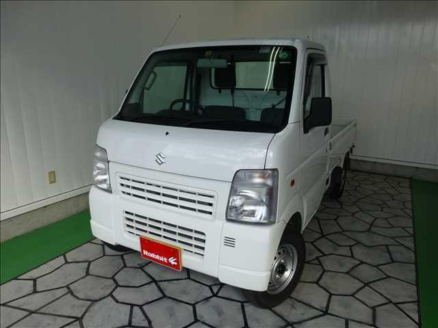 スズキ KCエアコン+パワステ 2WD 5MT