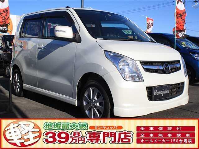 マツダ XSスペシャル キーフリー ETC 内外装仕上済 軽自動車
