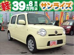 ミラココアココアL 4WD 車検2年付