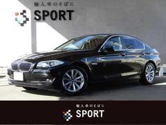 BMW523dブルーパフォーマンス 純正HDDナビ バックカメラ