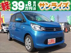 eKワゴンM 4WD 車歴レンタカー 車検2年付