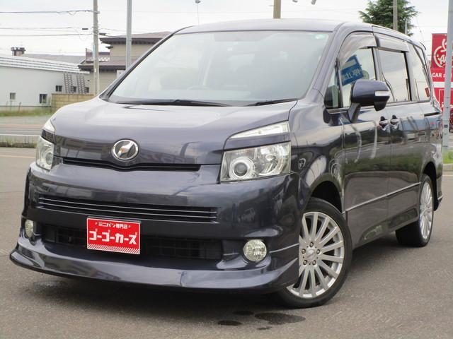 トヨタ ZS 8人 4WD 1年間保証付き 両側パワースライドドア