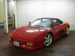 フェラーリ 348スパイダー 可変マフラー ローダウン 点検記録多数有