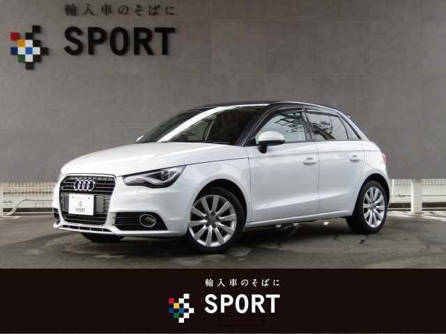 アウディ A1スポーツバック 1.4TFSI スポーツPKG HD...