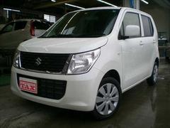 ワゴンRFX エネチャージ 純CD・運転席シートヒーター