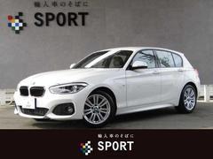 BMW118d MSport衝突軽減 純正HDDナビ LEDヘッド