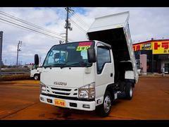エルフトラック2.95t 4ナンバー 4WD FFL 強化ダンプ