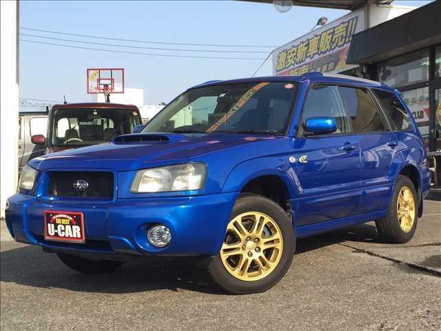 スバル 2.0XT WR LTD 4WD ナビ・キーレス・ETC