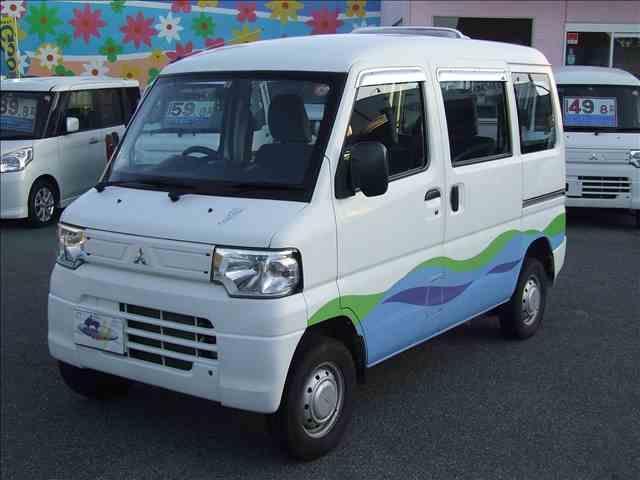 三菱 CD 16.0kWh 4シーター ファブリックシート
