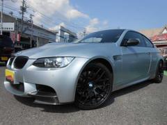 BMWM3クーペ R LHD ワンオーナー 禁煙車 ナビ 本革